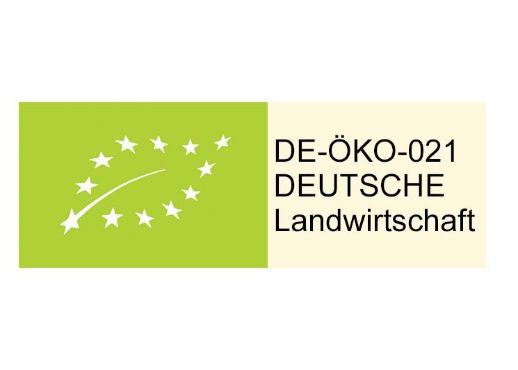 Erzeugnisse von Dr. Bosse Traditionsobst sind zertifiziert nach der EG-Öko-Verordnung