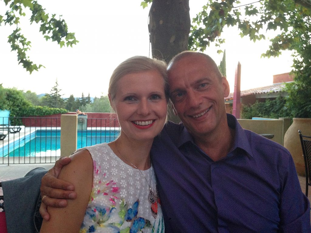 Annika Bosse und Dr. Matthias Bosse